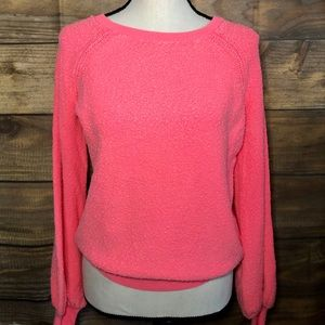 New with tags! Women's AE pink sweatshirt sz small